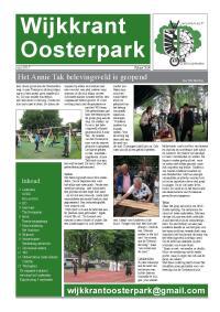 Download de PDF voor Wijkkrant juni 2017