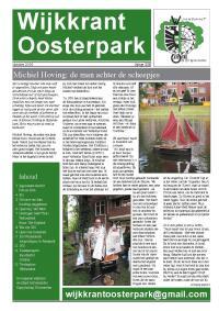 Download de PDF voor Wijkkrant oktober 2016