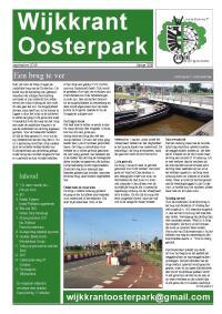 Download de PDF voor Wijkkrant september 2016