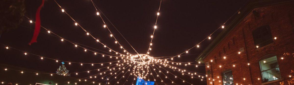 Kerstmarkt voor en door Oosterpark